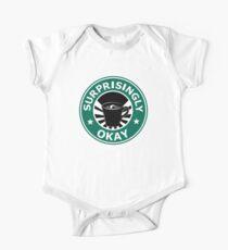 Sherlock's Coffee (Surprisingly Okay) Kids Clothes