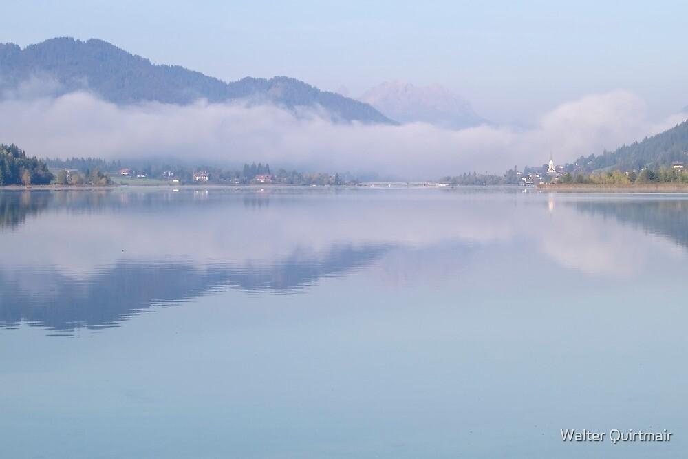 Morning Haze by Walter Quirtmair