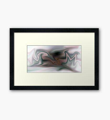 Animé Framed Print