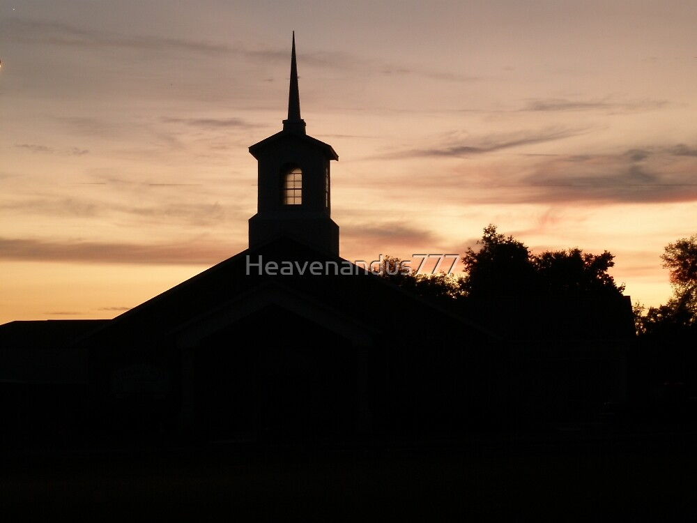 As 4 Me & My House We Will Serve The LORD by Heavenandus777
