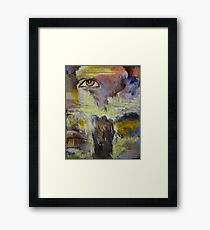 Mayan Prophecy Framed Print