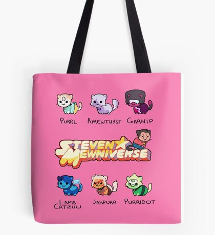 Steven Mewniverse Tote Bag
