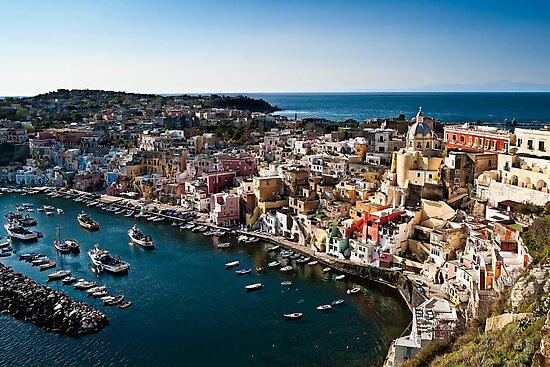 Marina della Corricella by PhotosOnTheRoad