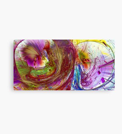 Sturm und Drang #2 Canvas Print