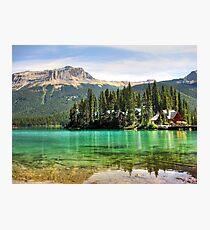 My Island in Serenity Photographic Print