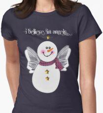 Snowman Angel T-Shirt