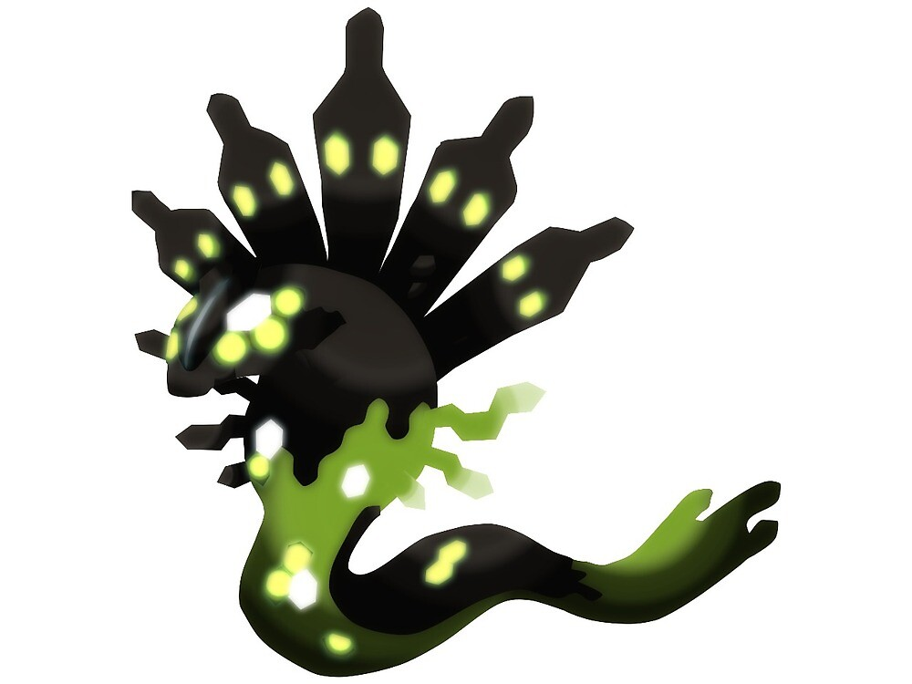 zygarde by parkercolella