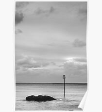 Tenby Pembrokeshire Seascape Poster
