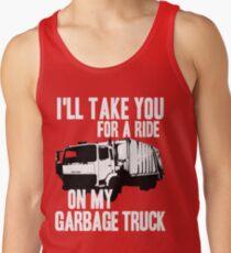 Sex Bob-Omb - Garbage Truck - Scott Pilgrim  Tank Top