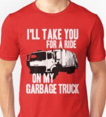 Sex Bob-Omb - Garbage Truck - Scott Pilgrim  Slim Fit T-Shirt