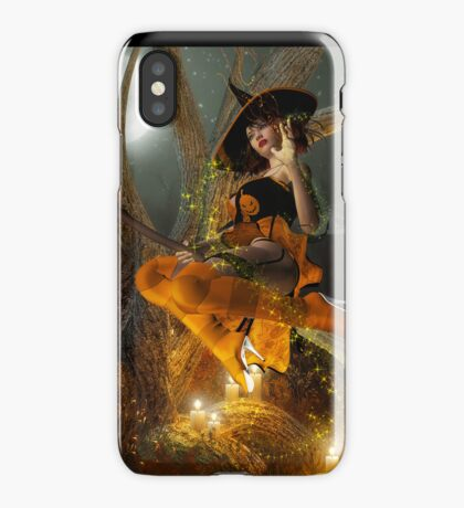 Autumn Hallowe's Eve ~ iphone case iPhone Case