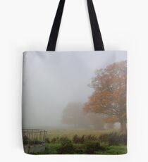 'Overnight Fog' Tote Bag