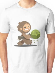 big foot? Unisex T-Shirt