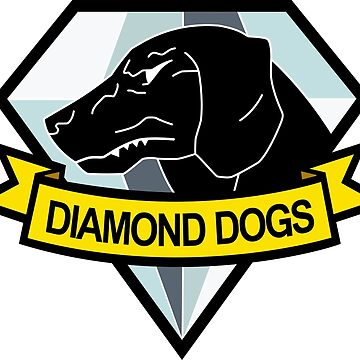 Metal Gear Solid - Diamond Dogs by Hays