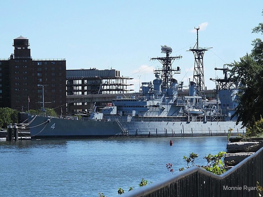USS Little Rock by Monnie Ryan