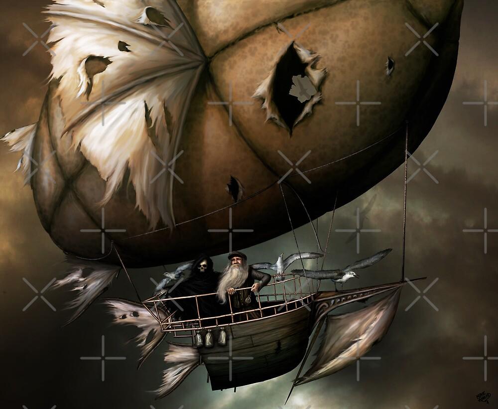 The Albatross by Bethalynne Bajema