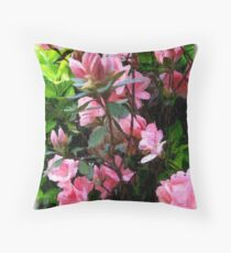 pencil effect Throw Pillow