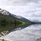 Summit Lake Alaska by MissMimi63