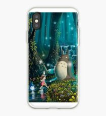 low priced 8abdc c1fab My Neighbor Totoro iPhone cases & covers for XS/XS Max, XR, X, 8/8 ...