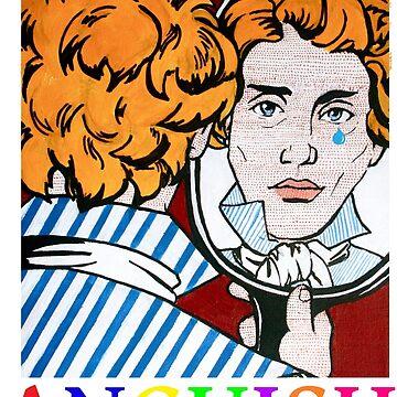 Kierkegaard Anguish by jmnsts