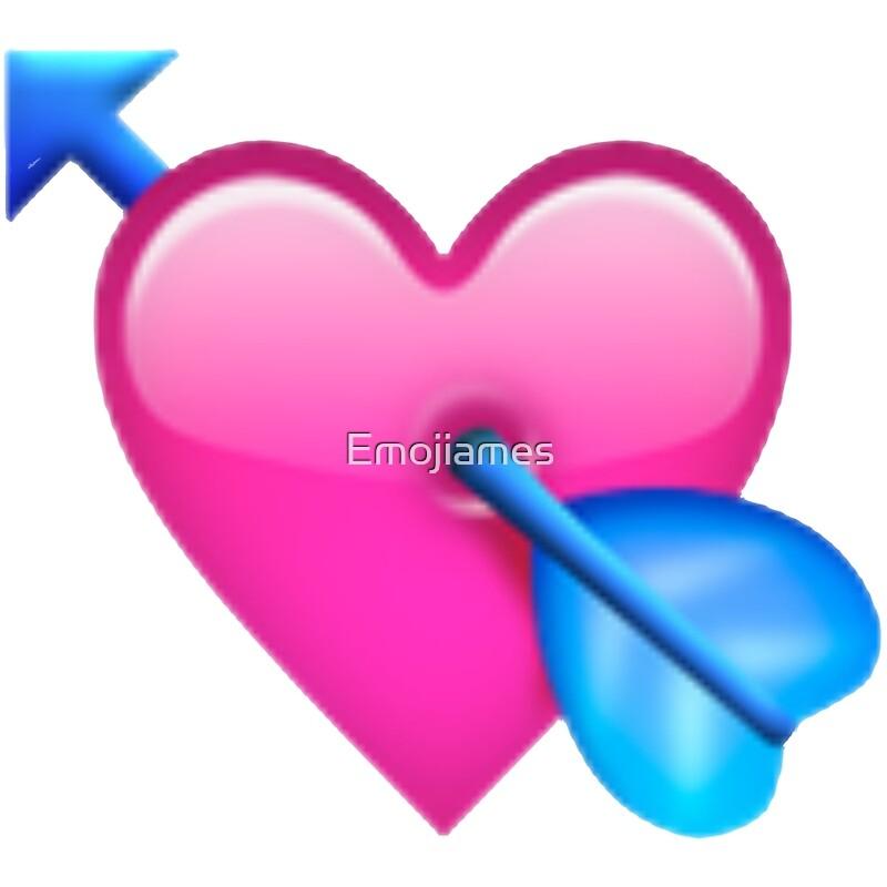 heart bow emoji - 640×640