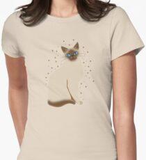 Happy Siamese/Burmese fancy cat T-Shirt