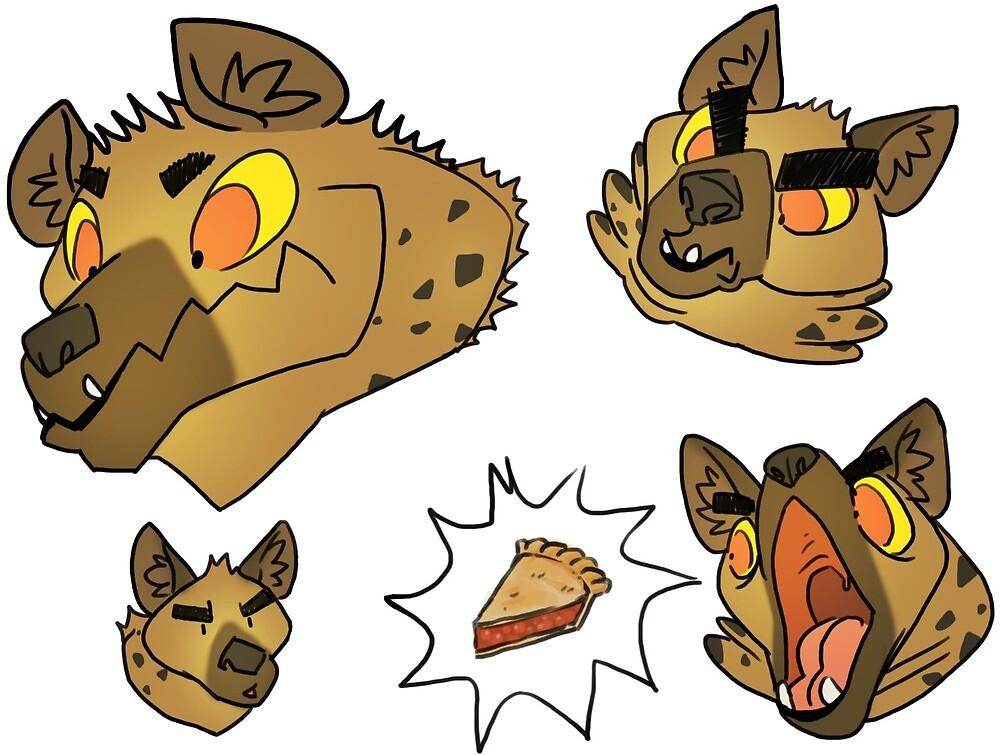 Hyena - PIE by Sefeiren