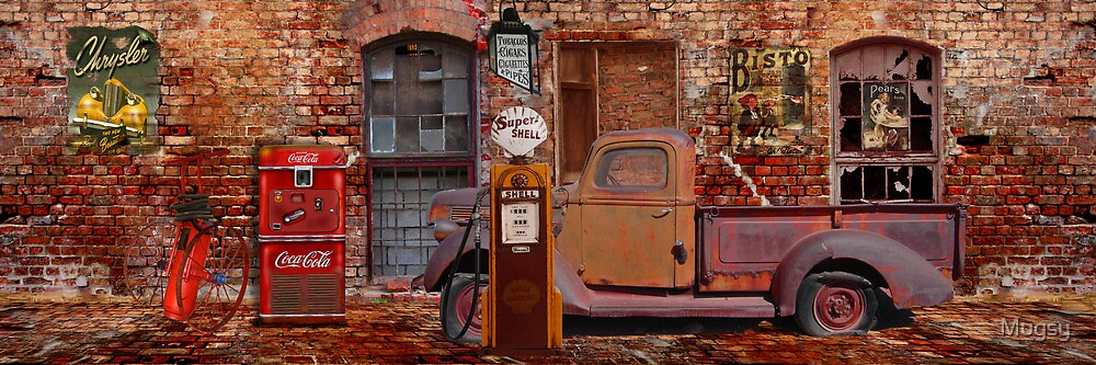 The old store by Mugsy