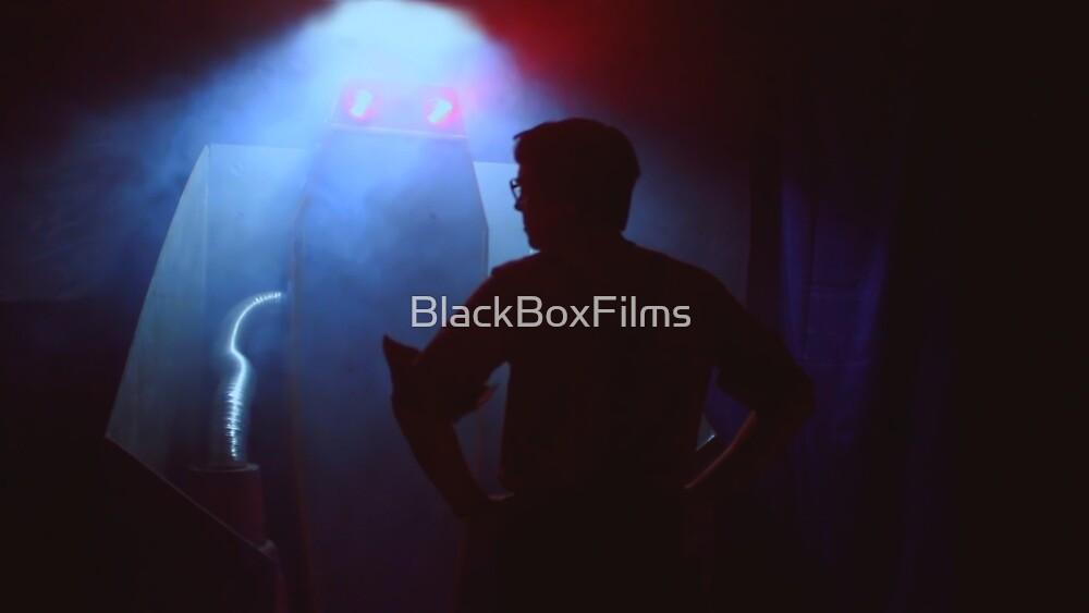 Timespace - James Pratt by BlackBoxFilms