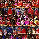 Turkish Slippers by Ivo Velinov