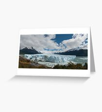 Perito Moreno Glacier Greeting Card