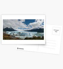 Perito Moreno Glacier Postcards