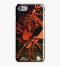 A Study in Red  iPhone Case/Skin