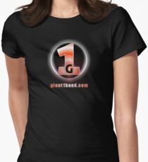 Giant 1 (official logo)  Women's Fitted T-Shirt