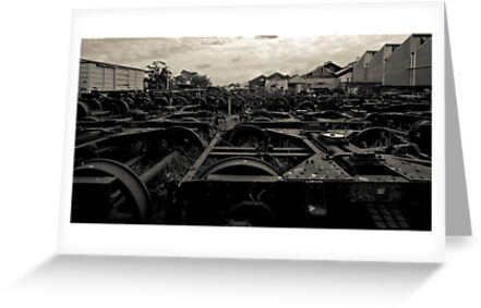 Wheels In Time by Paul Louis Villani