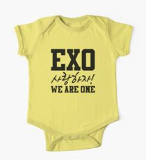 'EXO Saranghaja! We Are One' Kids Clothes