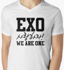 'EXO Saranghaja! We Are One' T-Shirt