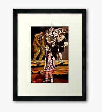 Wizard of Oz-19 Framed Print