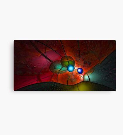 Designated Target Canvas Print