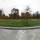 Princess Diana Memorial - Hyde Park - London by Jarrod Kamelski