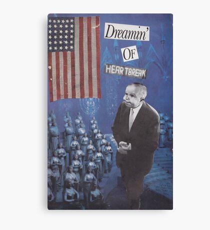 Amerika F#%K Yeah! Canvas Print