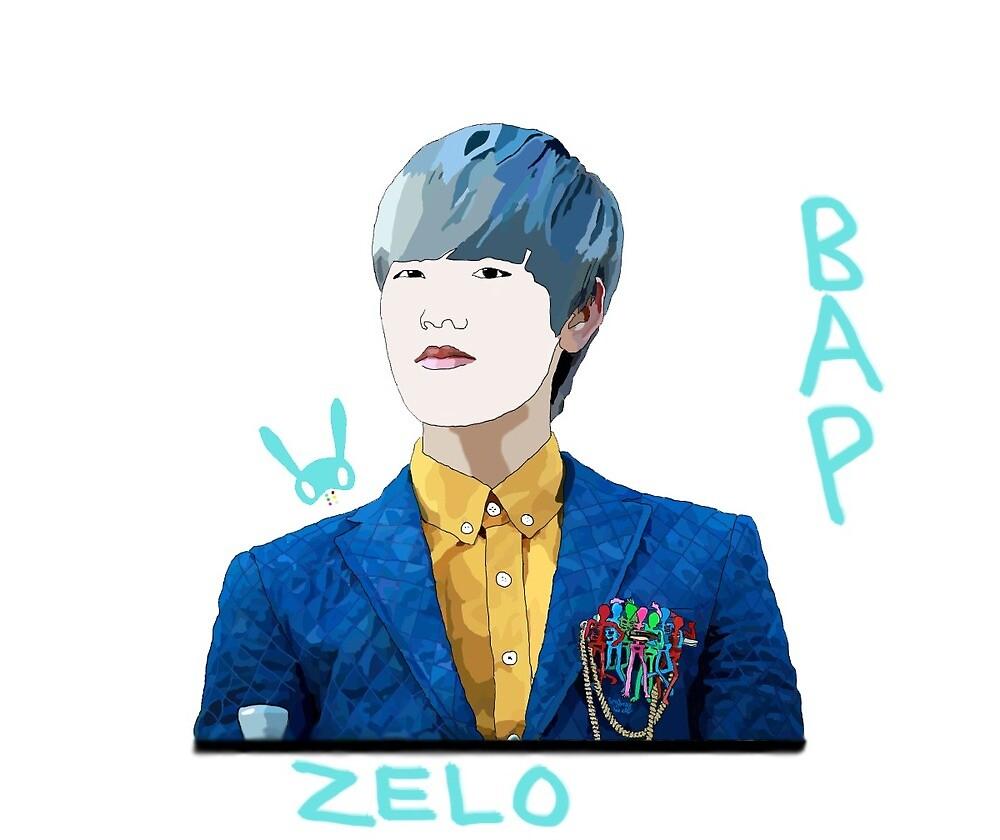 B.A.P Zelo by WellsSells
