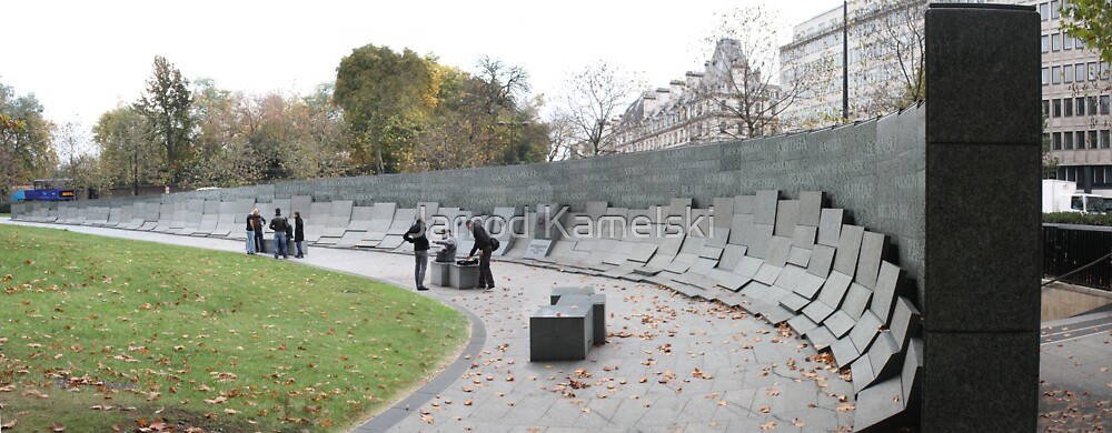 Australian War Memorial London by Jarrod Kamelski