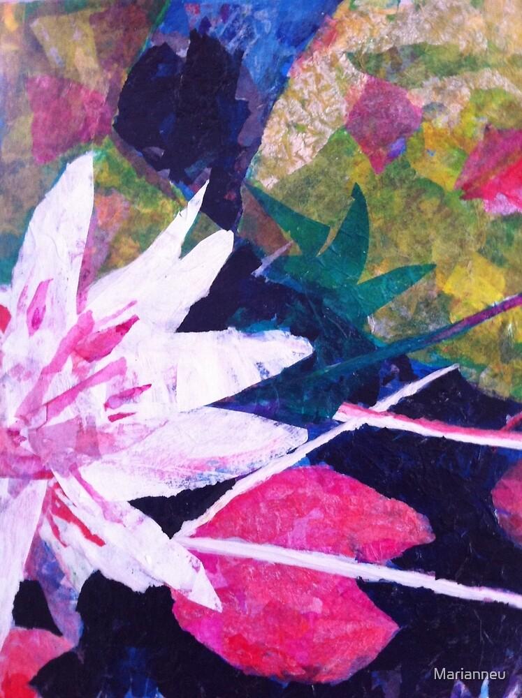 lotus by Marianneu
