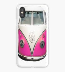 vw pink iPhone case iPhone Case/Skin