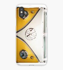ON SALE!!!!! VW bus sideways iPhone Case/Skin
