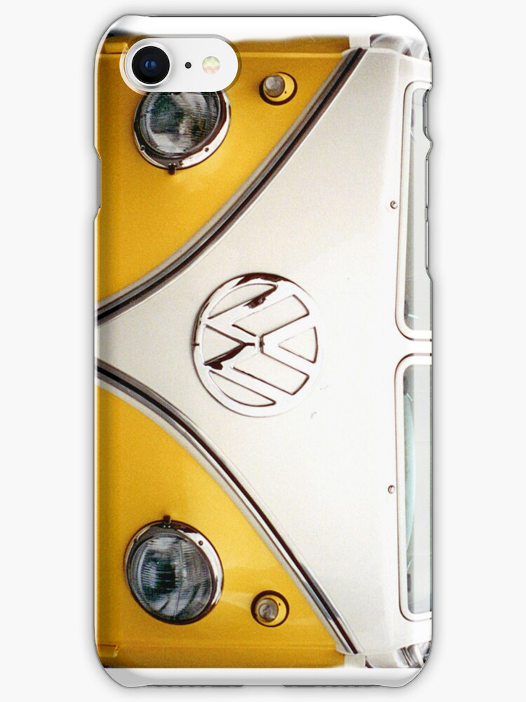 ON SALE!!!!! VW bus sideways by andytechie