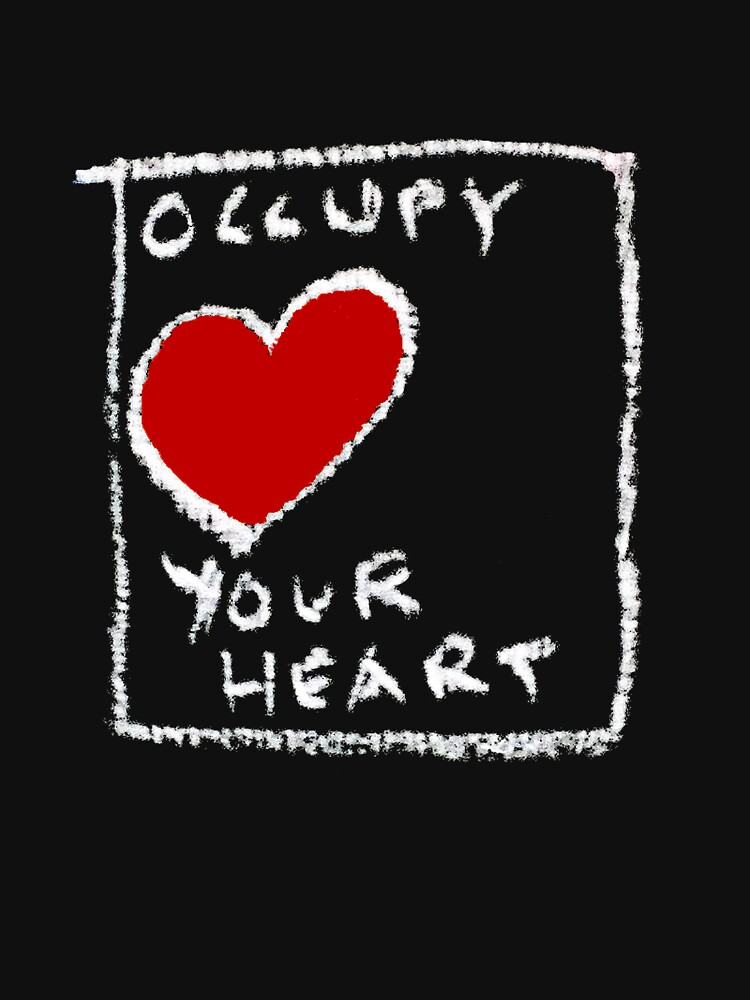 Occupy your heart by leodale