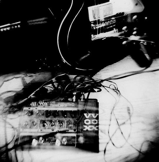 Lomo Guitar by Evangelos