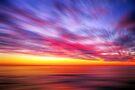 ~ Dawn Fireworks ~ by David Alexander Elder